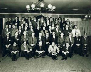 1971 Membership Portrait