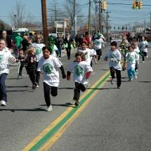 RunnersUnder14StPat4Miler2011